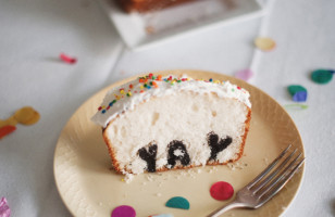 Say It With A Typography Cake