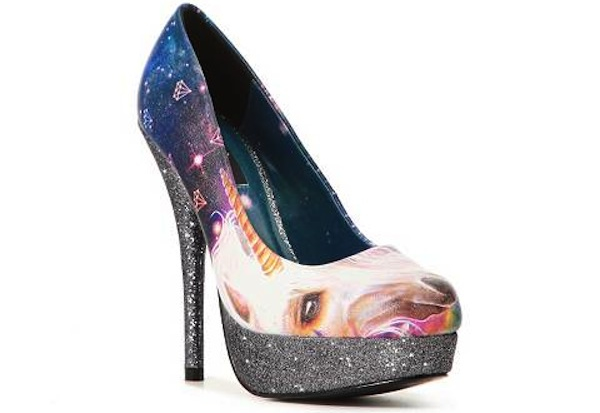 Unicornicopia Pumps Because...Yes!