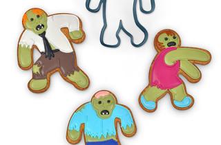 Arrrrgh!: Zombie Cookie Cutters