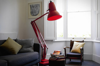 A Giant's Desk Lamp is a Regular Person's Floor Lamp