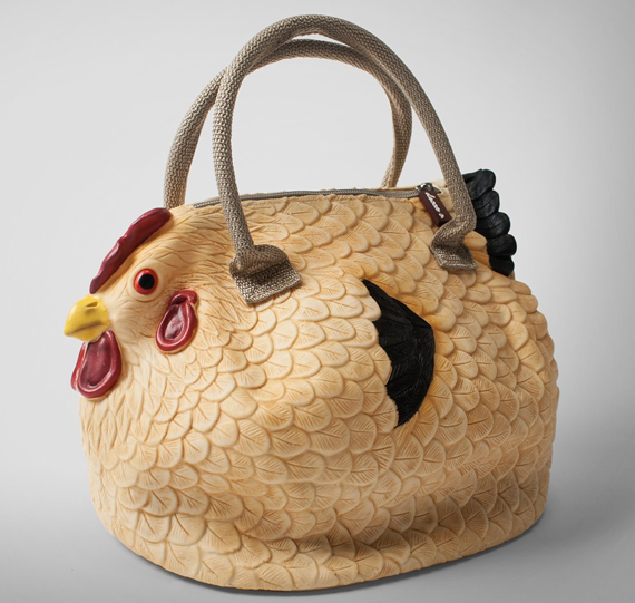 Cluck Clucktch! The Original Chicken Handbag