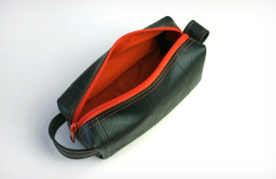 Compact Inner Tube Toiletry Bag