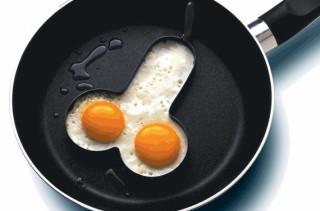 Breakfast Of Champions: Penis Eggs