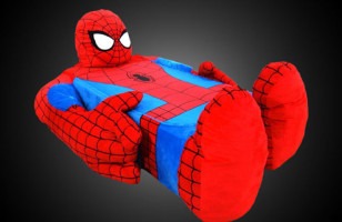 I'd Never Get Out: Spider-Man Bed