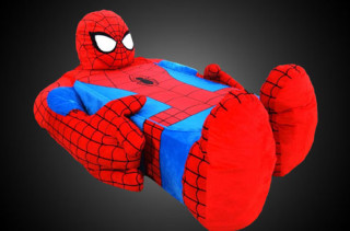 I'd Never Get Out: Spider-Man Bed