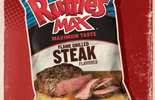 Steak-Flavored Ruffles Potato Chips