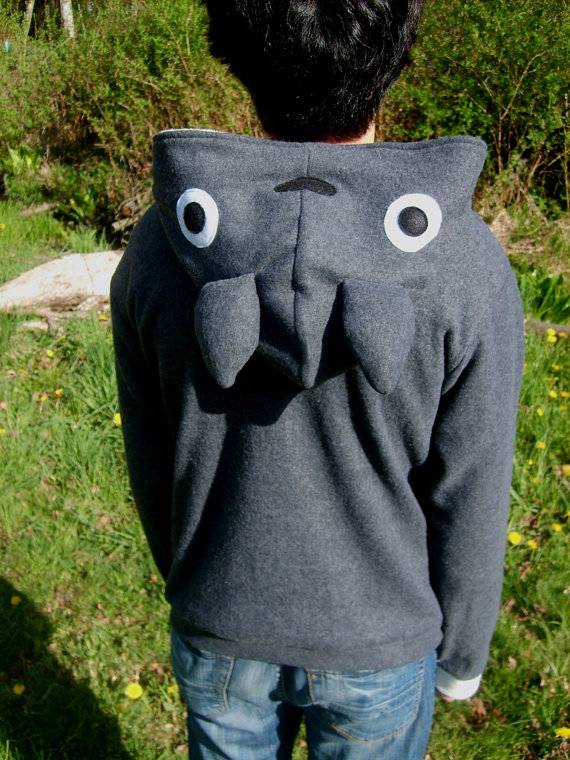 Comfy My Neighbor Totoro Hoodie | Incredible Things