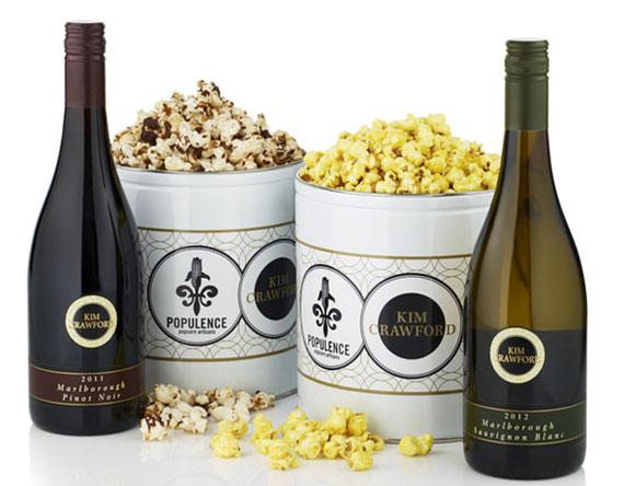Popcorn Wine