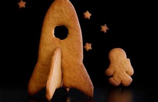 Build A Rocket With 3D Cookie Cutters