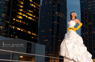Holy Nerdy Nuptials, Batman! Batgirl and Nightwing Themed Wedding