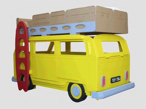 VW-Camper-Bed-2