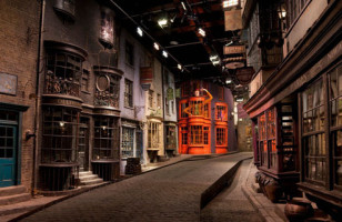 Peep Diagon Alley On Google Street View