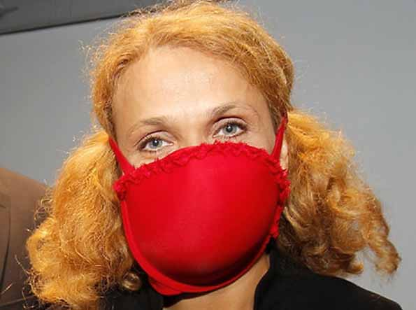 Emergency Gas Mask Bra