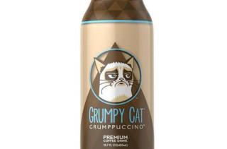 Grumpy Cat Coffee Drinks?
