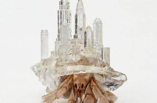 Hermit Crab Sculptures