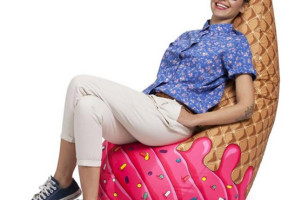 We All Scream for Bean Bag Chairs
