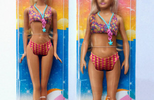 Artist Creates A More Realistic Barbie