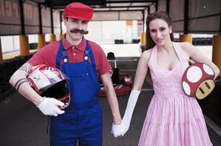 Mario Engagement Shoot