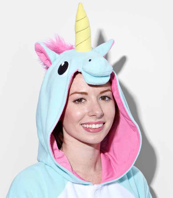 Unicorn & Other Mystical Onesies