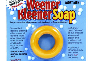 Weener Kleener: Ding Dong Soap