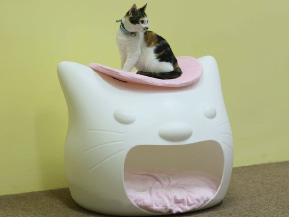 Kitty-Meow-Cat-Bed-3