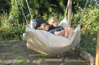 Beanbag Hammock Chair?!