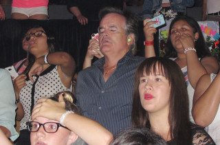 Dads At One Direction Concerts
