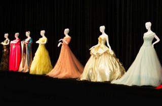 Designer Disney Princess Gowns