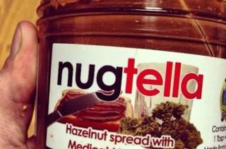 Nugtella - Nutella with Weed In It