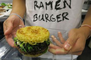 The Ramen Burger™