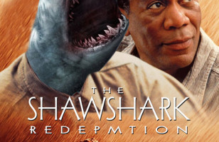 Sharks Replace Characters In Movie Posters