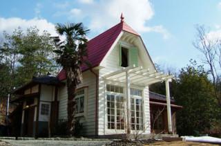 The Totoro House IRL