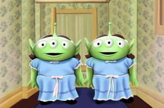 Toy Story x The Shining Mash Up