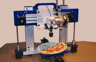 NASA Funding 3D Printed Pizza
