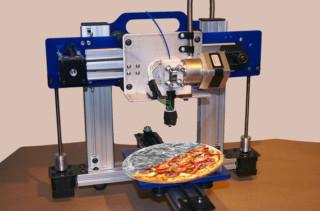NASA Funding 3D Printed Pizza