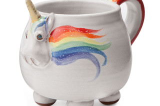 Drink From A Magical Unicorn Vessel