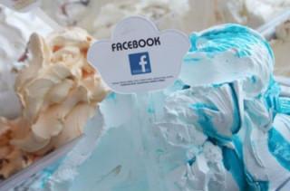 Facebook-Flavored Ice Cream