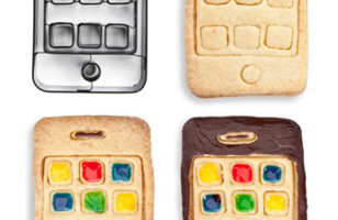 iPhone Cookie Cutter