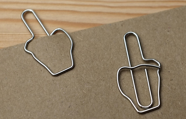 middle-finger-paperclips