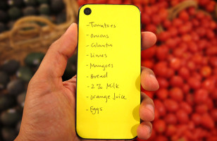 Post-It, Meet iPhone