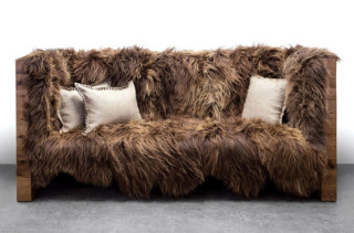 Get Cozy on the Chewbacca Couch