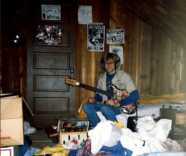 Buy Kurt Cobain's Childhood Home