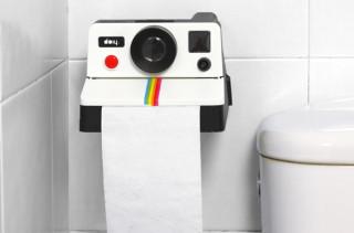 Polaroid Toilet Paper: Instant Relief