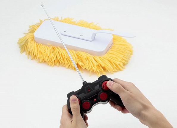 Remote Controlled Mop