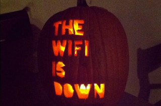 The Scariest Pumpkin Ever...