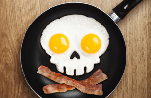 Skull & Crossbones Breakfast