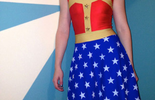 Slick Superhero Dresses
