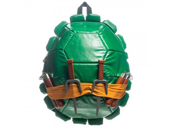 Awesome TMNT Backpack