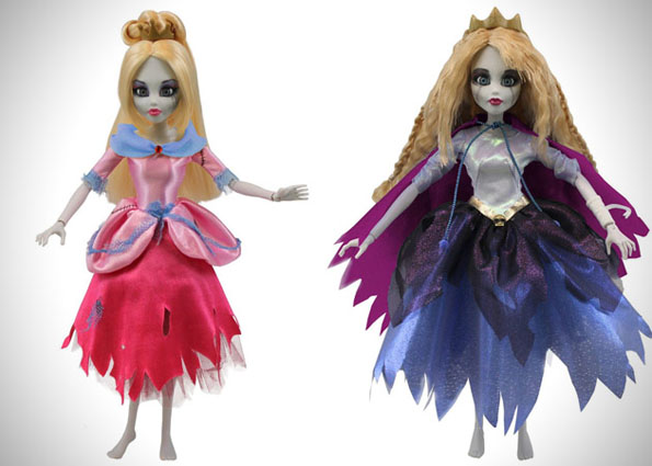 zombie-apocalypse-disney-princess-dolls-2