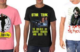 Slightly Wrong Quotes Bring Ironic T-shirts To a New Level